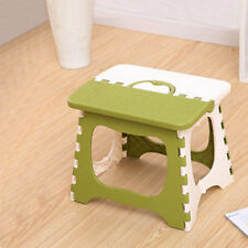 Multi Purpose Foldable Step Stool Plastic Home Kitchen Small Bench Dinner Stool