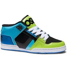Sneakers Homme Sample  OSIRIS NYC83 Lime Black Cyan taille 42 US9 Sample, modèle