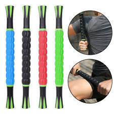 Muscle Roller Stick Wand for Athletes Body Arm Leg Massage Tool Relief Soreness