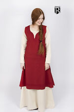 Medieval Ages Robe Dress LARP - Red