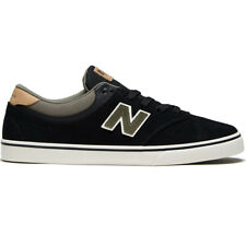"""New Balance # Numeric """"Quincy 254"""" Sneakers (Black/Military Green) Skate Shoes"""