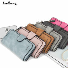Lady's Leather New Style Agrafe Wallet Three Fold Grind Arenaceous Hand Bag