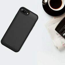 Battery Case Backup Cover FAST Charger 3200mAh Wireless For iPhone 8 Power Bank