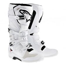 Alpinestars Tech 7 Mens MX Offroad Boots White