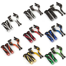 Fold Extend Brake Clutch Levers Handle Grip For RSV4 FACTORY/RSV4-R/RR 2009-2017