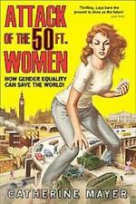 ATTACK OF THE 50 FT. WOMEN - MAYER, CATHERINE - NEW PAPERBACK