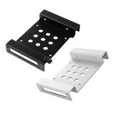 2.5 to 3.5 Adapter Bracket SSD HDD Notebook Mounting Hard Drive Disk Holder D5E7