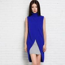 Spring New Women's Clothing Cashmere Long Sweater Vests Women Winter Outerwear W