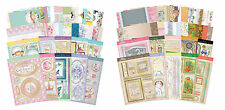 Hunkydory SPECIAL CELEBRATIONS / HEARTFELT OCCASIONS Luxury Card Collections