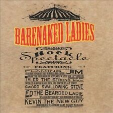 Barenaked Ladies : Rock Spectacle CD (1999) LIKE NEW CD