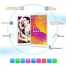 "Teclast P80H 8""Android 7.0 Quad Core Tablet PC Dual WIFI GPS 1GB+ 8GB IPS Screen"