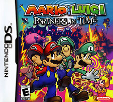 Y fold seal Mario & Luigi: Partners in Time (Nintendo DS, 2005)