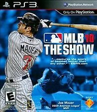 MLB 10: The Show Sony PlayStation 3 2010 **Brand NEW** Factory Sealed Video Game