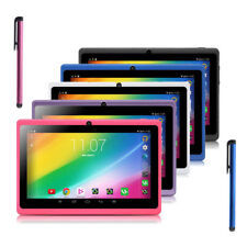 """NEW 7"""" 16GB Quad Core Camera WIFI Tablet For Kids Bundle Case Best Gift Xmas US"""