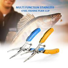 Fishing Plier Stainless Steel Carp Fishing Tackle Cut Line Cutter Scissors P4A7