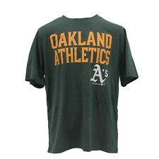 Oakland Athletics Youth Size Official Genuine Merchandise MLB Athletic T-Shirt