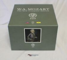 W.A. Mozart New Complete Edition 225 Collector's Set (200 CD)