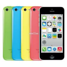 "Apple iPhone 5C 4.0"" 8GB/16GB/32GB GSM ""Factory Unlocked"" Smartphone RR6"