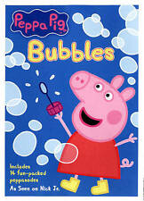 Peppa Pig: Bubbles (DVD, 2014) + FREE SHIPPING FROM Chicago USA