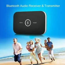 2in1 Wireless Bluetooth Audio Transmitter Receiver HIFI Music Adapter AUX RCA GG