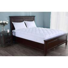 St. James Home Stain-Resistant Mattress Pad, 400 Thread Count