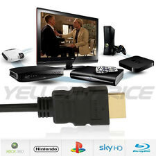 6FT 10FT 15FT HDMI Cable Pack, Super High Speed HDMI 1.4 Cable 1080P 3D xBox PS4