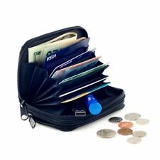 Womens Ladies Small Wallet Mini Leather Credit Cards Cash Coin Compact Holder