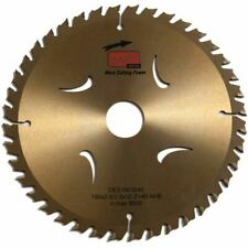 DART Gold TCT Wood Timber Cutting Circular Saw Blade Bosch Dewalt Makita
