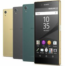 "Brand New in Box Sony Xperia Z5 Dual E6633 32GB 5.2"" 23MPix Unocked Smartphone"