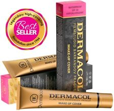 Dermacol Make-up Cover Foundation - New Dark Shades 228, 229, 231