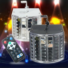 18W Sound Active DMX Stage Lighting LED Light Laser RGBW Effect Club Disco Party
