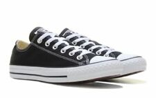 CONVERSE WOMENS CHUCK TAYLOR ALL STAR LOW TOP BLACK SHOES **FREE POST AUSTRALIA