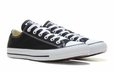 CONVERSE MENS CHUCK TAYLOR ALL STAR LOW TOP BLACK SHOES **FREE POST AUSTRALIA