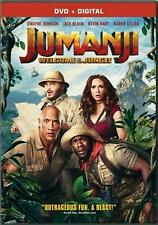 Jumanji: Welcome to the Jungle - DVD Region 1 Free Shipping!