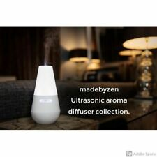 Made By Zen Diffuser Electronic Ultrasonic Aroma Ambient Mood Light