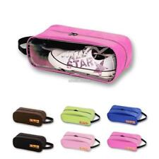 Portable Waterproof Oxford Travel Shoes Pouch Storage Bag Space Saver N98B
