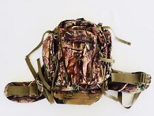 Cabela's Scent Lok Hunting Backpack with Gun/Bow Carrier RealTree EXCELLENT
