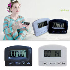 LCD Digital Kitchen Cooking Timer Count-Down Up Clock Alarm Magnetic Tools Hot