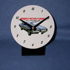 NEW 1969 Pontiac GTO Desk Clock!!  Many available, and more coming soon!!