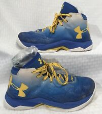 """Youth Under Armour SC """"Curry"""" Basketball Shoes. Youth Size 7Y Good Condition!!"""