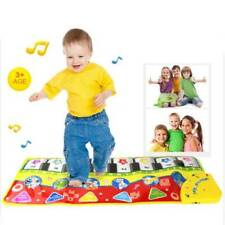 Touch Play Baby Kid Toy Toy Musical Blanket Blanket Learn Singing Piano Keyboard