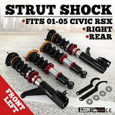 Trade C X Racing Coilovers Suspension Kit For 01-05 HONDA Civic EP3 Pop