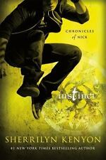 Chronicles of Nick 6: Instinct by Sherrilyn Kenyon - Paperback - BRAND NEW!