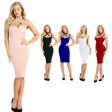 Fashion Women Bodycon Casual Party Evening Cocktail Clubwear Cocktail Mini Dress