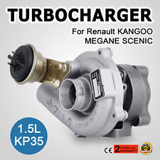 KP35 Turbo Turbocharger for Renault Nissan W/Gaskets Dacia Logan MEGANE SCENIC