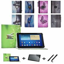 "3 in 1 SET Premium 10.1"" Tablet Case / 360 Cover For Odys Maven 10 PRO"