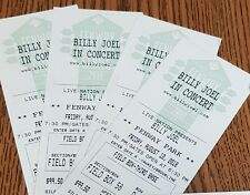 Billy Joel Tickets at Fenway Park 2 of 4
