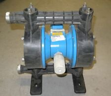 Yamada NDP-25BVG-C Air-Powered Garlock Double Diaphragm Pump - 46gpm
