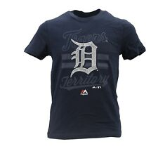 Detroit Tigers Official MLB Majestic Kids Youth Girls Size T-Shirt New with Tags