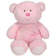Baby TY - MY BABY BEAR (Pink) - MWMTs BabyTY Stuffed Animal Toy
